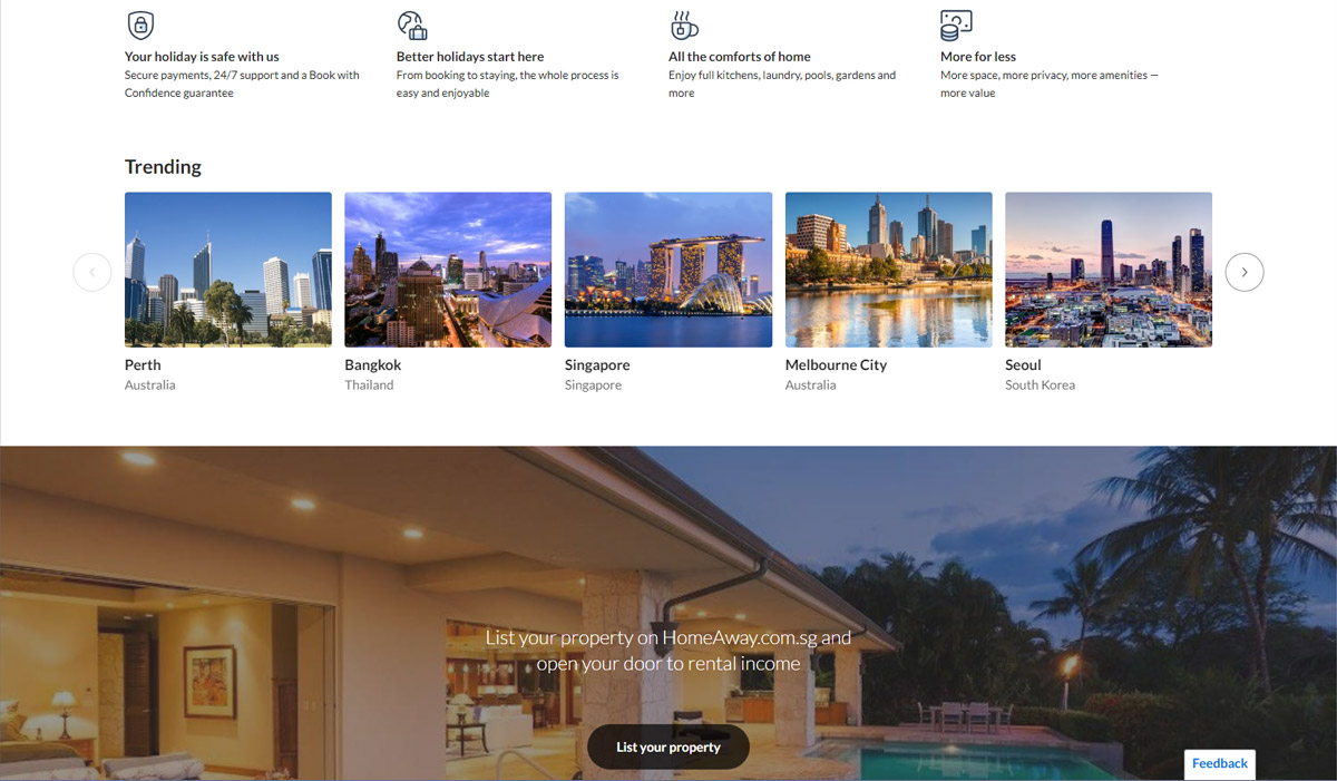 Travelmob - the part of Homeaway company