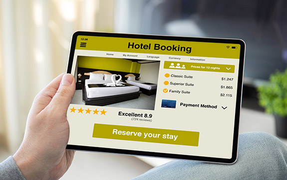 The Best Hotel Booking Engine To Organize A Perfect Vacation